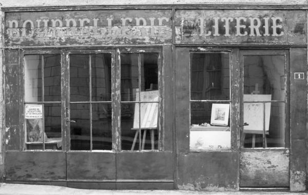 La vieille boutique