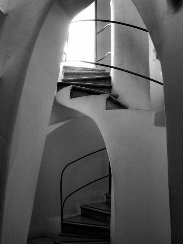 Escalier, 2006
