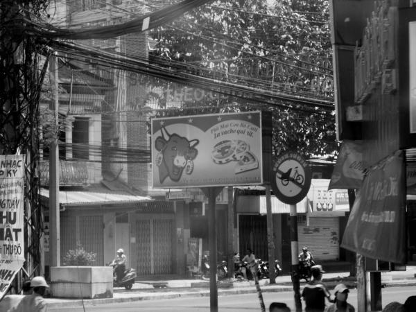 La vache qui rit à Saïgon