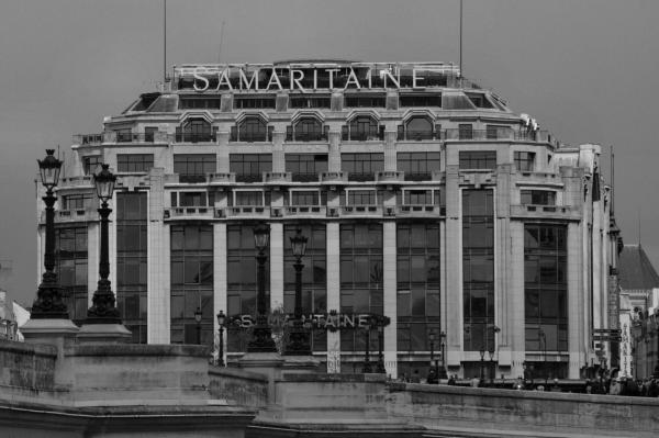 La Samaritaine à Paris